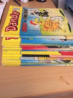 dandy comic library