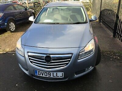 2009 Vauxhall Insignia Exclusive 160 Cdti 2 Litre Diesel Estate