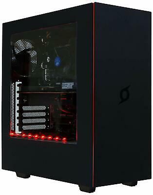 Stormforce NZXT Source S340 Extreme Gaming Mid Tower Case, ATX, M-ATX, M-ITX