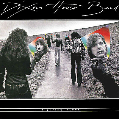 Fighting Alone by Dixon House Band (CD, Feb-2010, Renaissance Records)