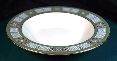Wedgwood Asia 8 Inch Rimmed Soup Bowls - NEW ! - 1st Quality