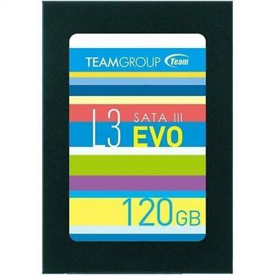 Hard Disk Stato Solido 2,5 Ssd Team Group L3 Evo 120Gb T253Le120Gtc101