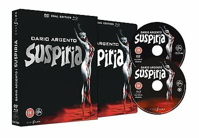 Suspiria, Dario Argento, Numbered Dual Edition Cult Films 4K Restoration Release