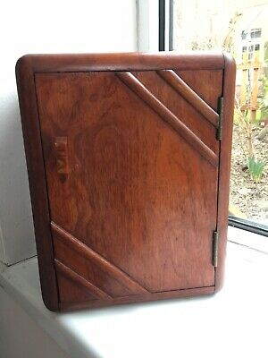 Antique Art Deco Cupboard Furniture