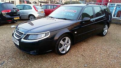 Saab 9-5 1.9TiD 2009MY Turbo Edition 'ONLY 71,000 MILES FROM NEW'