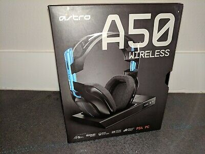 Astro A50 Wireless Gaming Headset Black PS4 / PC Gen 3
