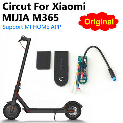 Original Circuit Board & Dashboard Cover Parts A+ for Xiaomi MIJIA M365 Scooter