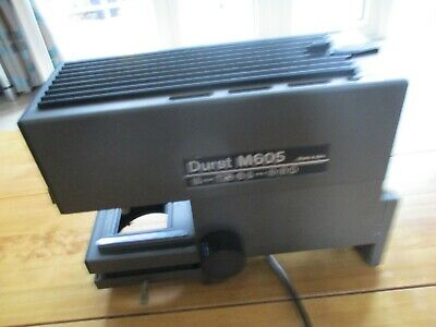 Durst M605 Black And White Enlarger Head