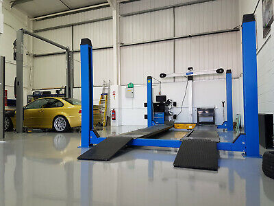 Prestigious Automotive Garage Business For Sale