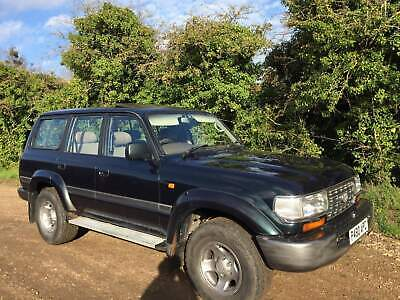 Toyota Land Cruiser amazon 80 petrol 4.5 1997 VX auto