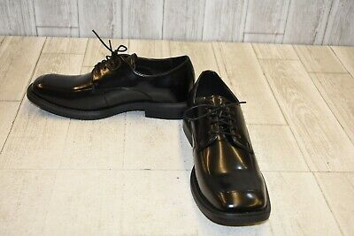 be2e953bbfce KENNETH COLE NEW York Men s Speed Dial Oxfords Black Leather Size 11 ...