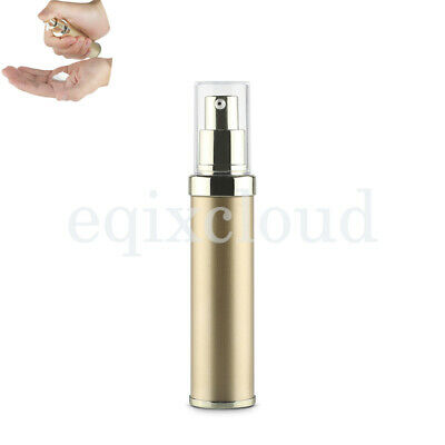 30ml Golden Duck Mund Leere Airless Flaschen Pumpspender Kosmetikbehälter Reise