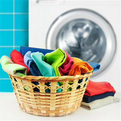 6Pcs 6cm Laundry Natural Reusable Clean Practical Home Wool Tumble Dryer Ball LH