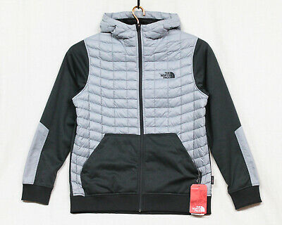 a82a2adc0 NEW! THE NORTH Face Men''s Thermoball Hoodie Jacket - Asphalt Size ...