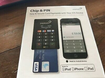 BNIB Payleven Chip And Pin Machine
