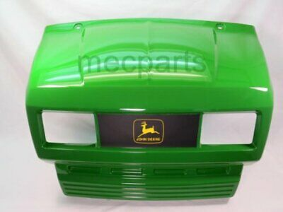 John Deere Original Equipment Hood #AM119586