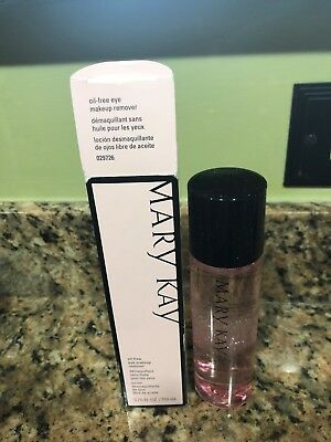 Mary Kay Oil-Free Eye Makeup Remover 3.75 oz