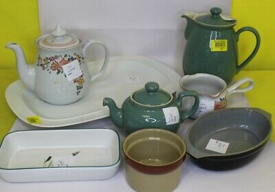 Small Collection Of Denby Ware Items ##GAOAFWH01JS