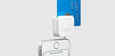 Square Reader / Mobile Credit Card Reader - perfect for market and stall holders
