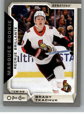 2018-19  OPC Marquee Rookie Update Silver Border (Pick From List)