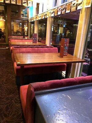 Restaurant Booth Seating And Tables