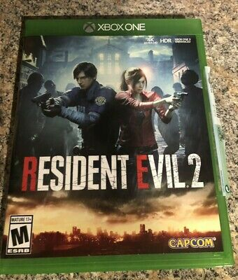 Resident Evil 2 (Microsoft Xbox One) Fast Shipping!