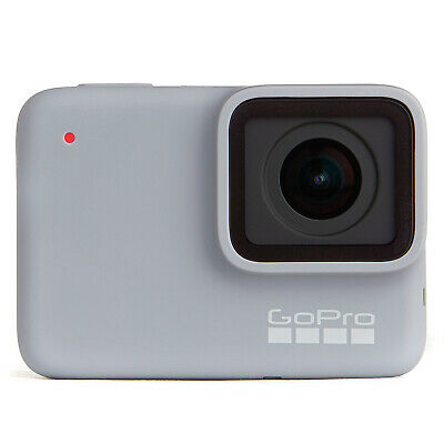 GoPro HERO7 White Waterproof Action Camera, Touch Screen,1440p HD Video Top Deal