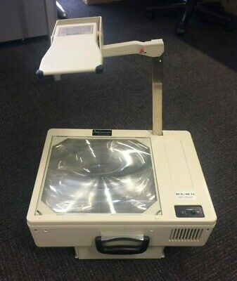 Elmo HP-285P Overhead Projector for transparencies