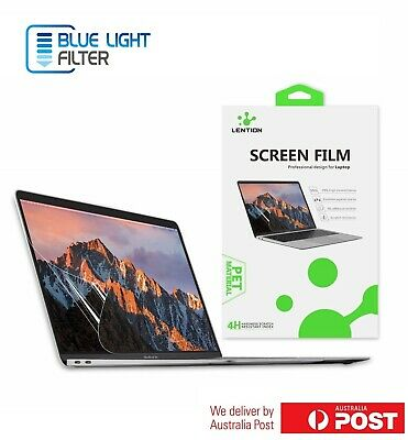 """Screen Protector with Blue Light Filter for MacBook Pro 13"""" 15"""" Macbook Air 2018"""