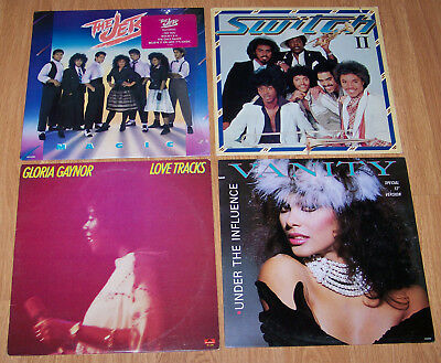 R&B/Dance/Disco Vinyl LP Lot: You Pick - Any 3 for $15 Free Shipping! 33 Titles!