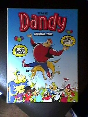 Dandy 2012 75th Anniversary Edition Annual.