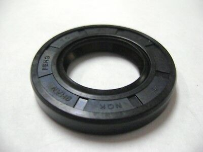 NEW TC 25X45X7 DOUBLE LIPS METRIC OIL / DUST SEAL 25mm X 45mm X 7mm