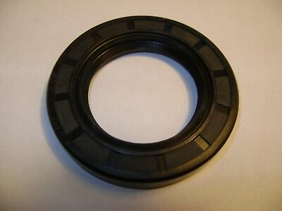 NEW TC 15X23X7 DOUBLE LIPS METRIC OIL DUST SEAL WITH GARTER SPRING