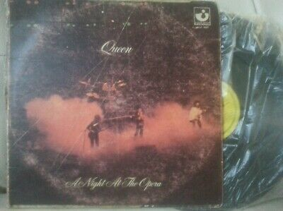Queen a night at the opera lp vinyl freeshipping