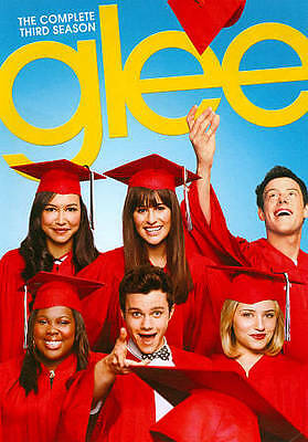 Glee: The Complete Third Season [New DVD] Boxed Set, Dolby, Subtitled, Widescr