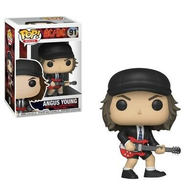 Funko Pop! Angus Young standard figure #91