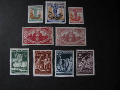 Danzig Stamp 3 Sets Lot