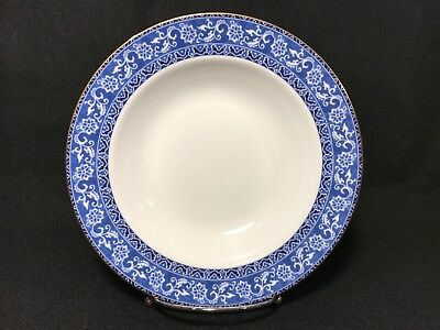 Wedgwood BOKHARA Rimmed Soup Bowls - EXCELLENT CONDITION - Multiple Available