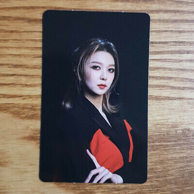 Dami Official Photocard Dream Catcher 4th Mini Album The End of Nightmare Kpop