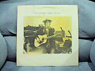 Neil Young-Comes A Time-Lp