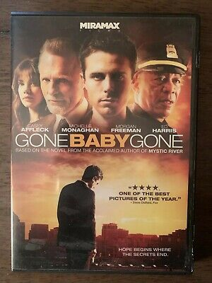 Gone Baby Gone by Dennis Lehane  DVD Used