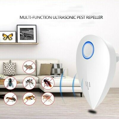 Ultrasonic Pest Reject Electronic Magnetic Repeller Anti-Mosquito Insect Killer