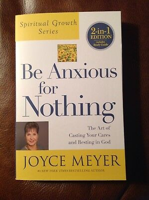 be anxious for nothing meyer joyce