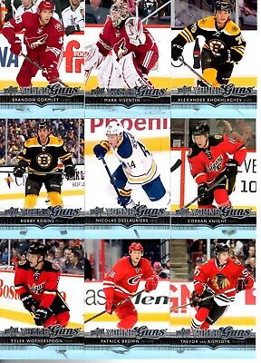 2014-15Upper DeckYoung GunsPICK YOUR SINGLES LOT WOW FLAT SHIPPING RATE