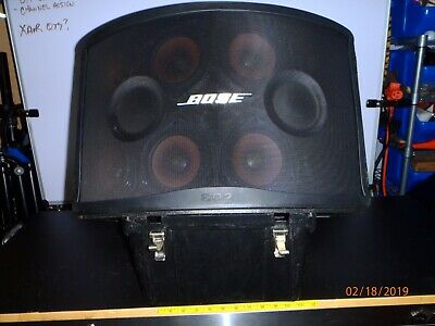 Bose Professional Panaray 802 Series III speaker with cover