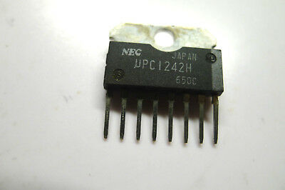 UPC1278H Original New Nec Integrated Circuit