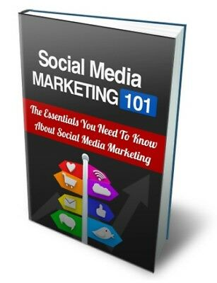 Social Media Marketing 101 PDF eBook with resale rights!