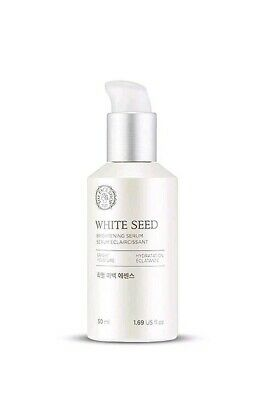 The Face Shop White Seed Extract Serum Facial Moisturizer 1.69Oz 50mL