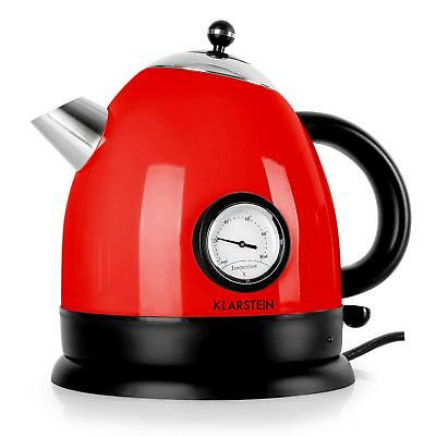 1.5L Electric Fast Boil Kettle 2200W Stainless Steel Kitchen Cordless Jug