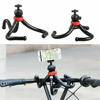 Outdoor Portable Octopus Stand Flexible Tripod Camera Holder Gorilla Pod